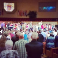Photo taken at Princeton Pike Church of God by Princeton Pike C. on 8/10/2014