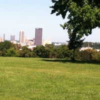 Photo taken at Schenley Park by Jill D. on 7/14/2013