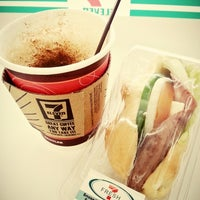 Photo taken at 7 Eleven by Raya F. on 5/10/2013