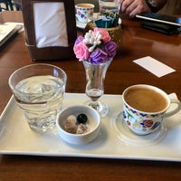 Photo taken at M&M Cafe by Merve S. on 2/19/2018