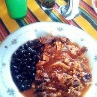 Photo taken at La Cocina de la Abuela by Bere G. on 10/21/2015
