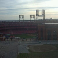 Photo taken at Hilton St. Louis at the Ballpark by Patrick D. on 12/5/2012