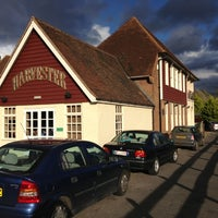 Photo taken at Harvester by Jay on 11/2/2012