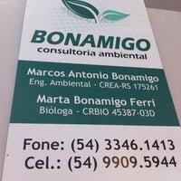 Photo taken at Bonamigo Consultoria Ambiental by Marcos B. on 5/2/2013