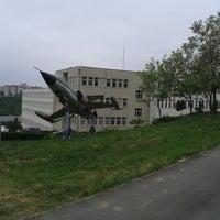 5/9/2013 tarihinde Mustafa Y.ziyaretçi tarafından Uçak ve Uzay Bilimleri Fakültesi'de çekilen fotoğraf