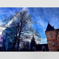 Photo taken at Banque de Luxembourg by David F. on 1/18/2014