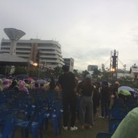 Photo taken at Soccer Field by Chanikarn P. on 8/3/2017