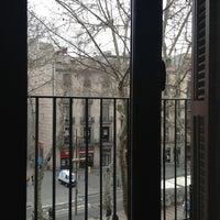 Das Foto wurde bei Hotel Arc La Rambla von BeefBamia am 3/24/2013 aufgenommen