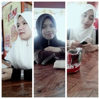 Photo taken at Giena Cafe by Wan Nur F. on 10/29/2013