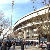 Foto scattata a Stadio Marc'Antonio Bentegodi da Onofrio D. il 2/9/2013
