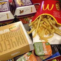 Photo taken at McDonald's by Максим П. on 4/21/2013