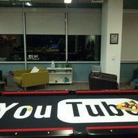 Photo taken at Google YouTube by Brad B. on 12/18/2012