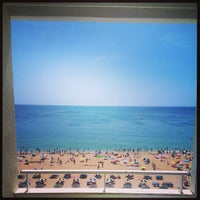 Photo taken at Hotel Sol E Mar by Mikhail S. on 8/23/2013