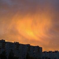 Photo taken at Ледовый Дворец by TatyanKa ☯ on 10/4/2014