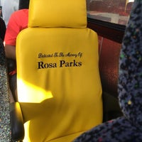 Photo taken at VIA Bus Randolph Park & Ride by Adam C. on 4/30/2016