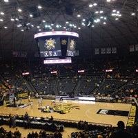 Photo taken at Wichita State University by Adam C. on 11/16/2013