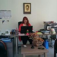 Photo taken at Dilmes Yeminli Tercüme Bürosu by Pınar T. on 7/11/2014