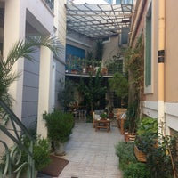 Photo taken at Impact HUB Athens by Therese B. on 11/3/2016