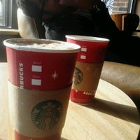 Photo taken at Starbucks by Elise P. on 11/17/2012