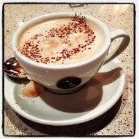 Photo taken at Café Intermezzo by Christy P. on 10/17/2012