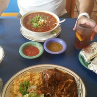Photo taken at Tapatio's by Christy P. on 6/22/2014