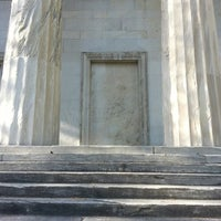 Photo taken at Second Bank of the United States by Morgan H. on 5/3/2013