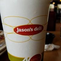 Photo taken at Jason's Deli by Mya M. on 8/15/2017