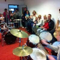 Photo taken at Muziekschool De Baerne by Arthur M. on 4/20/2013