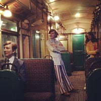 Photo taken at London Transport Museum by Adrian R. on 5/17/2013