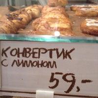 Foto tomada en Булочная Ф. Вольчека por Сергей Ш. el 8/25/2015