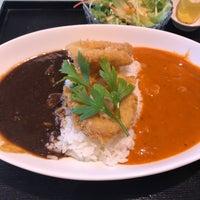 Photo taken at Cafeteria Kishibe by iKawamoto! on 9/20/2017
