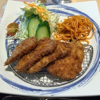 Photo taken at Cafeteria Kishibe by iKawamoto! on 7/16/2015