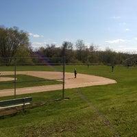 Photo taken at Briarcliff Park Baseball Fields by Maricsa K. on 5/6/2014