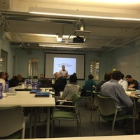Photo taken at NYU-Poly Varick Street Incubator by Brittany L. on 6/8/2015