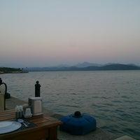 Photo taken at Köyceğiz Balıkçılık by İpek T. on 7/7/2014