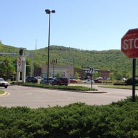 Photo taken at Valley bend Shopping center by Sarah K. on 4/20/2013