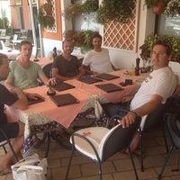 Photo taken at Gostionica Sidro by Joe K. on 7/6/2014