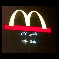 Photo taken at McDonald's Kok Lanas Drive Thru by MR. T. on 1/5/2014