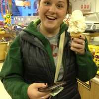 Photo taken at Ranison's Ice Cream & Candy Shop by Elizabeth M. on 5/2/2013