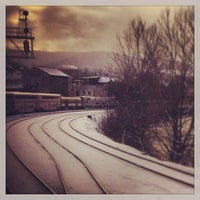 Photo taken at Amtrak - Connellsville Station (COV) by John M. on 1/3/2014