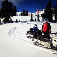 Photo taken at Canadian Wilderness Adventures by Canadian Wilderness Adventures on 2/1/2014
