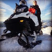 Photo taken at Canadian Wilderness Adventures by Canadian Wilderness Adventures on 1/24/2014