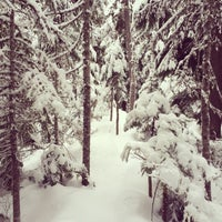 Photo taken at Canadian Wilderness Adventures by Canadian Wilderness Adventures on 2/12/2014