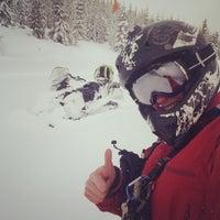 Photo taken at Canadian Wilderness Adventures by Canadian Wilderness Adventures on 2/16/2014