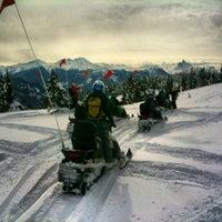 Photo taken at Canadian Wilderness Adventures by Canadian Wilderness Adventures on 2/26/2014