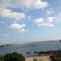 Photo taken at 大沙湾游乐园(连岛浴场) by Morgan B. on 10/6/2013