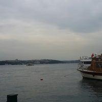 Photo taken at Liman Cafe by Ömer D. on 9/21/2014