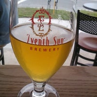 Photo taken at 7venth Sun Brewery by Liana R. on 6/2/2013