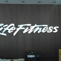 Photo taken at Lifefitness by Alondra G. on 6/5/2013