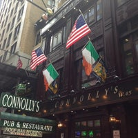 Photo taken at Connolly's Pub & Restaurant by Guilherme D. on 6/13/2013